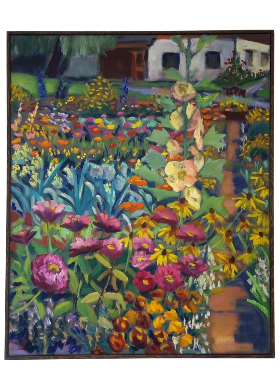 Harald Scheicher - Bauerngarten @galleryeight