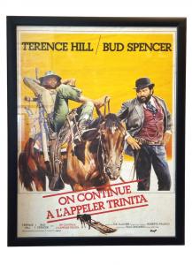 Filmplakat - Terence Hill Bud Spencer @galleryeight