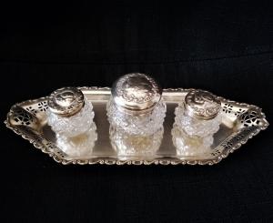 Silber Salz und Pfeffer Set @galleryeight